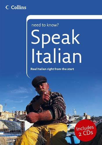 9780007193318: Speak Italian (Collins Need to Know?)