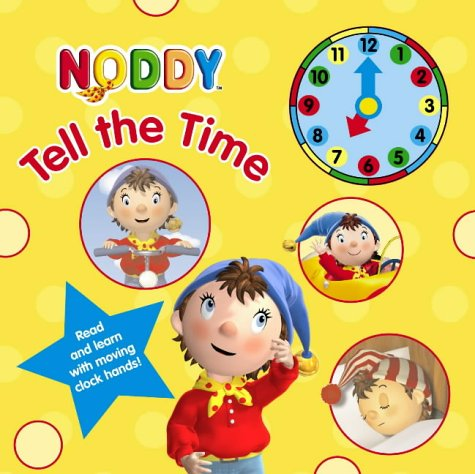 9780007193325: Noddy Tell the Time Book