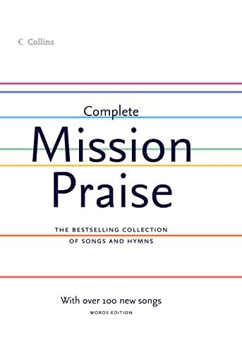 Complete Mission Praise: Words