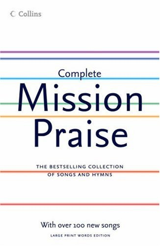 9780007193462: Complete Mission Praise: Large Print Words (Hymn Book)