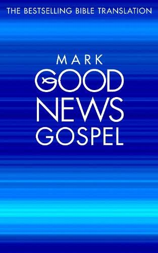 9780007193509: Bible: Gospel According to St. Mark (Good News Bible S.) - Pack of 10