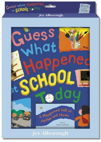 9780007193547: Guess What Happened at School Today (Book & Tape)