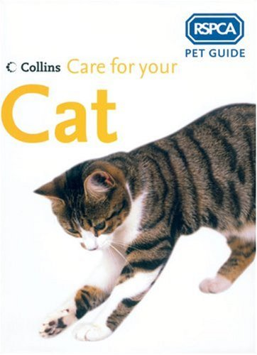 9780007193561: RSPCA Pet Guide ? Care for your Cat