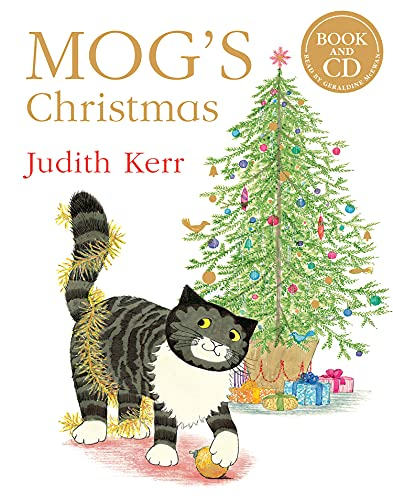 9780007193660: Mog's Christmas (Book & CD)