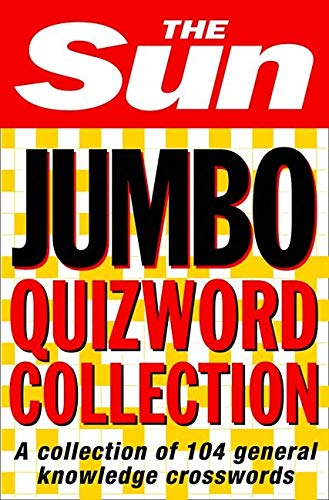 9780007193912: The Sun Jumbo Quizword Collection: A Collection of 104 General Knowledge Crosswords