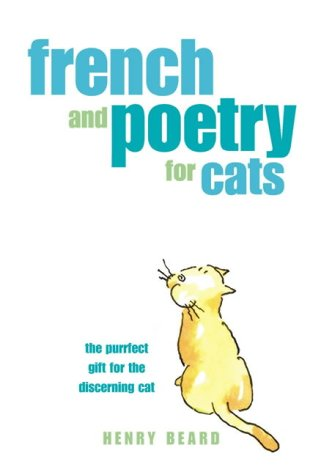 9780007194124: French and Poetry for Cats