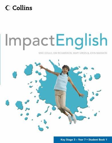 9780007194322: Impact English: Student Book No. 1: Year 7