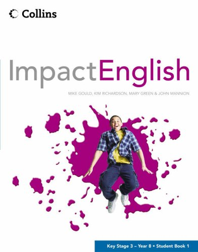 9780007194353: Impact English - Year 8 Student Book 1: Student Book No.1