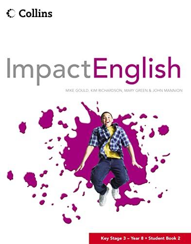 9780007194360: Impact English: Student Book No.2: Year 8