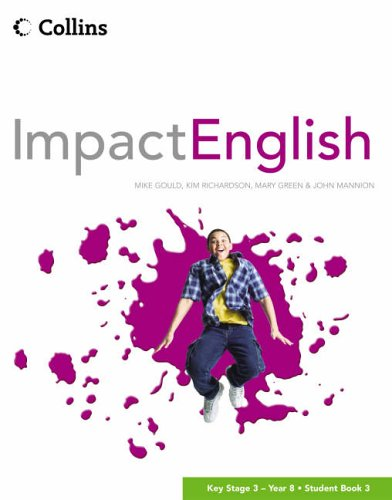 9780007194377: Impact English - Year 8 Student Book 3: Student Book No.3