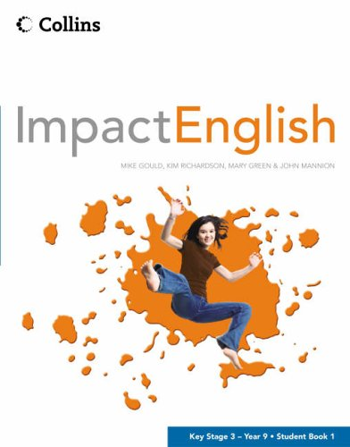 9780007194384: Impact English: Student Book No.1: Year 9