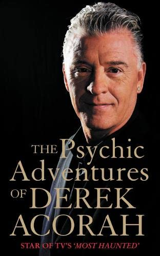 9780007194421: The Psychic Adventures of Derek Acorah: TV's Number One Psychic