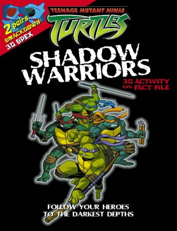 9780007194452: Shadow Warriors: 3D Activity and Fact File (