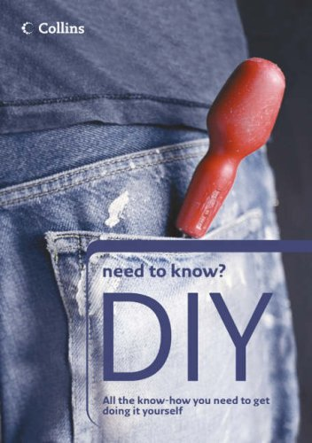 9780007194476: Collins Need to Know? - DIY