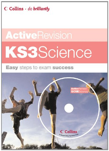 9780007194629: Active Revision - KS3 Science