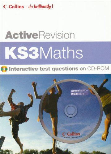 9780007194636: Active Revision - KS3 Maths