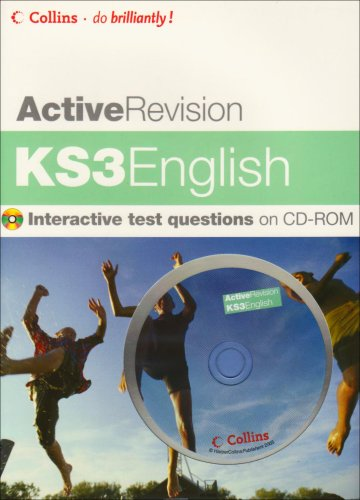 9780007194643: KS3 English (Active Revision)
