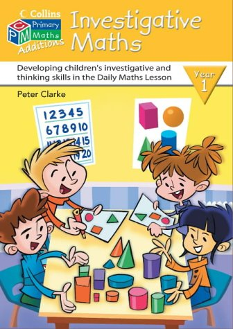 9780007194711: Collins Maths Additions - Investigative Maths Year 1