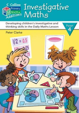 9780007194742: Collins Maths Additions - Investigative Maths Year 4