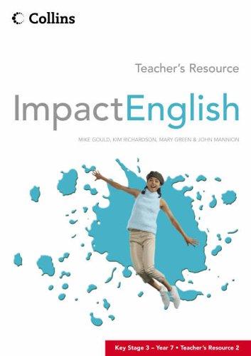 9780007195138: Impact English - Year 7 Teacher's Resource 2: Teacher's Resource Vol 2