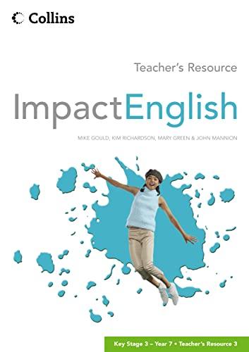 9780007195145: Impact English: Teacher's Resource v.3: Year 7 (Vol 3)