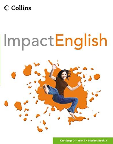 9780007195169: Impact English - Year 9 Student Book 3: Student Bk 3