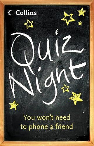 9780007195251: Collins Quiz Night