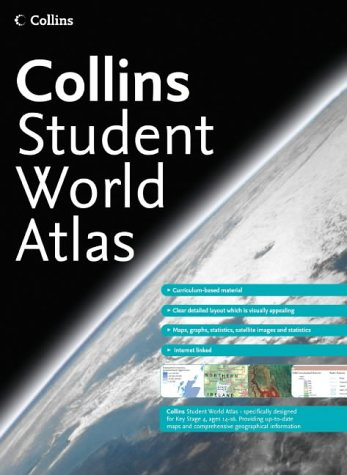 9780007195480: Collins Student Atlas (World Atlas)