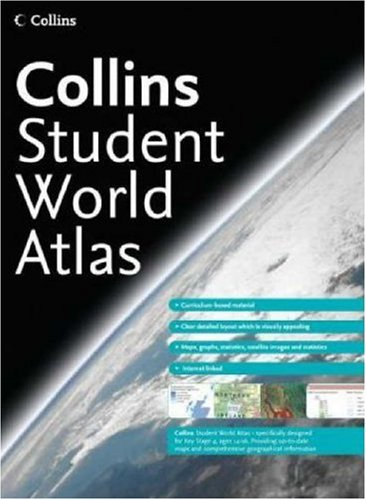 9780007195497: Collins Student Atlas