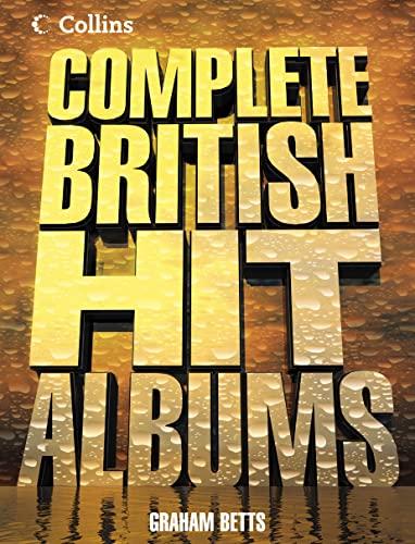9780007195510: Collins Complete British Hit Albums