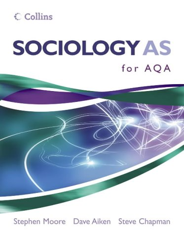 9780007195640: Sociology AS for AQA