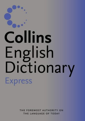 9780007195848: Collins Express English Dictionary