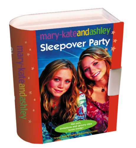 9780007195855: Sleepover Party Mini Box