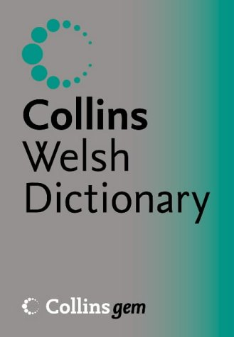 9780007196005: Collins Gem - Welsh Dictionary