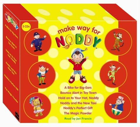 9780007196111: Make Way for Noddy - Noddy CD Gift Pack: Complete & Unabridged