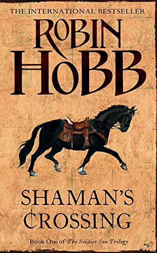 9780007196142: Shaman's Crossing (The Soldier Son Trilogy)
