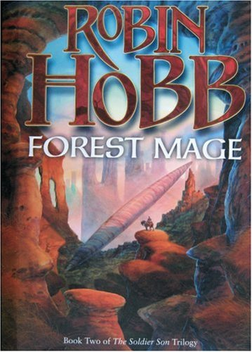 9780007196159: FOREST MAGE: SOLDIER SON TRILOGY BK. 2 (THE SOLDIER SON TRILOGY)