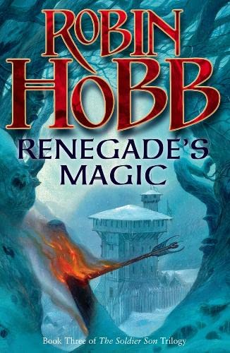 9780007196197: The Soldier Son Trilogy (3) – Renegade's Magic
