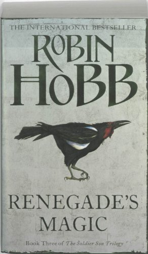9780007196203: Renegade's Magic (The Soldier Son Trilogy, Book 3): 3/3