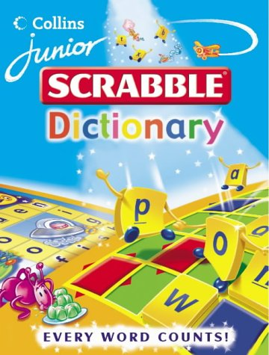 9780007196210: Collins Children's Dictionaries - Collins Junior Scrabble Dictionary