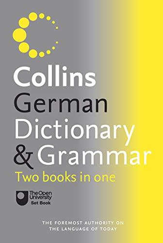 9780007196319: Collins German Dictionary and Grammar (Collins Dictionary and Grammar)