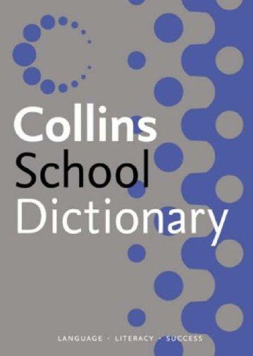 9780007196395: Collins School - Collins School Dictionary