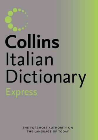9780007196401: Collins Express Italian Dictionary