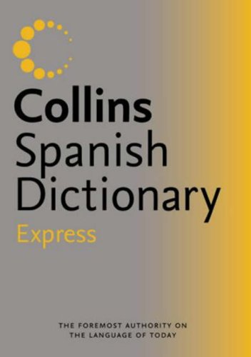 9780007196418: Collins Express Spanish Dictionary