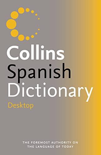 9780007196487: Collins Desktop Spanish Dictionary