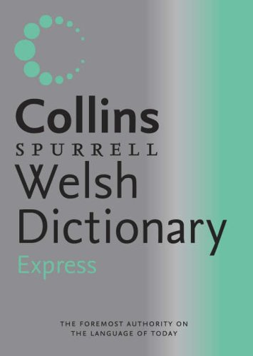 9780007196586: Collins Spurrell Express Welsh Dictionary