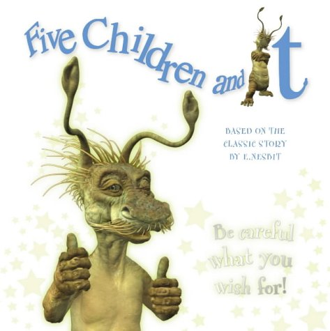 9780007196890: Five Children and It: Picture Book