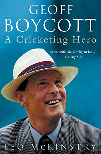 9780007196937: Geoff Boycott: A Cricketing Hero