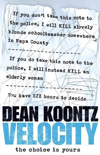 Velocity: Koontz, Dean R.