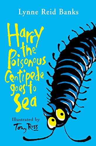 9780007197125: Harry the Poisonous Centipede Goes To Sea